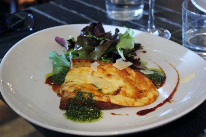 Le Tournebievre bistro restaurant in Paris